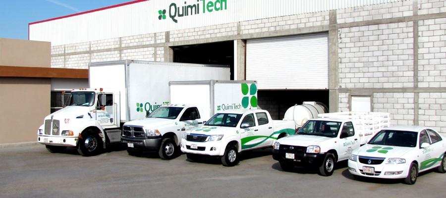 ¿Qué es QuimiTech?